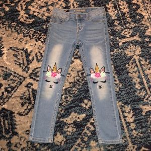 Vigoss Lama-corn skinny jeans